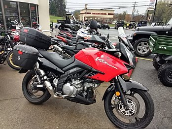 2012 Suzuki V-Strom 1000 for sale 200559727
