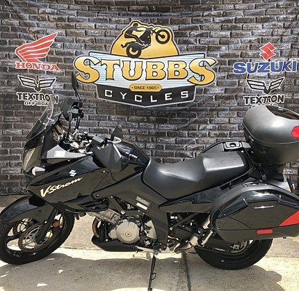 2012 Suzuki V-Strom 1000 for sale 200596923