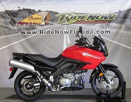 2012 Suzuki V-Strom 1000 for sale 200625527