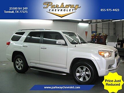 2012 Toyota 4Runner 2WD for sale 100973752