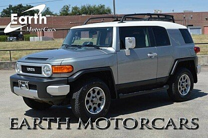 2012 Toyota FJ Cruiser 4WD for sale 100782023