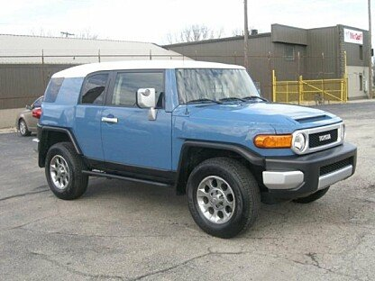 2012 Toyota FJ Cruiser 4WD for sale 100858879