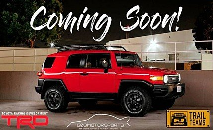 2012 Toyota FJ Cruiser 4WD for sale 100959129
