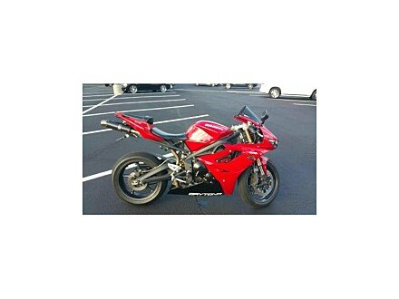 2012 Triumph Daytona 675 for sale 200355229