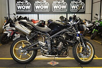 2012 Triumph Street Triple for sale 200494318