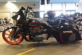 2012 Victory Cross Country for sale 200642002