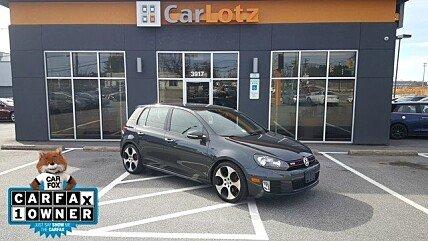 2012 Volkswagen GTI 4-Door for sale 100957030