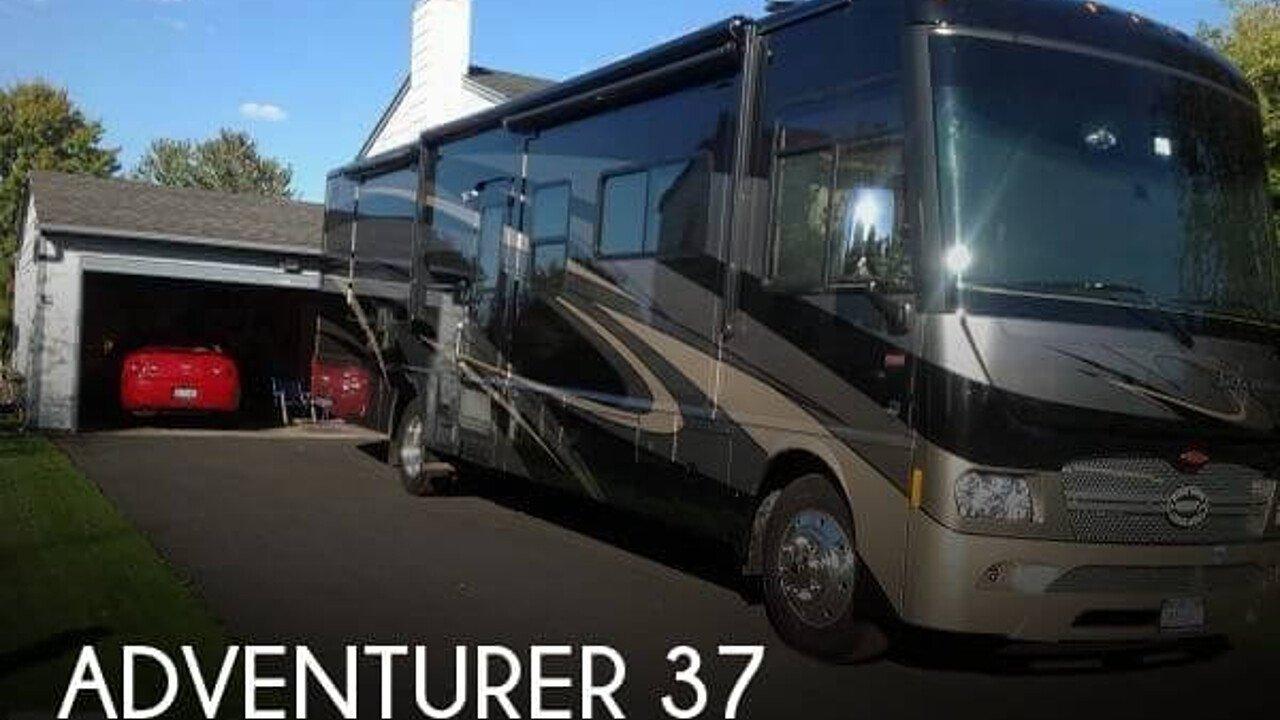 2012 Winnebago Adventurer for sale 300164790