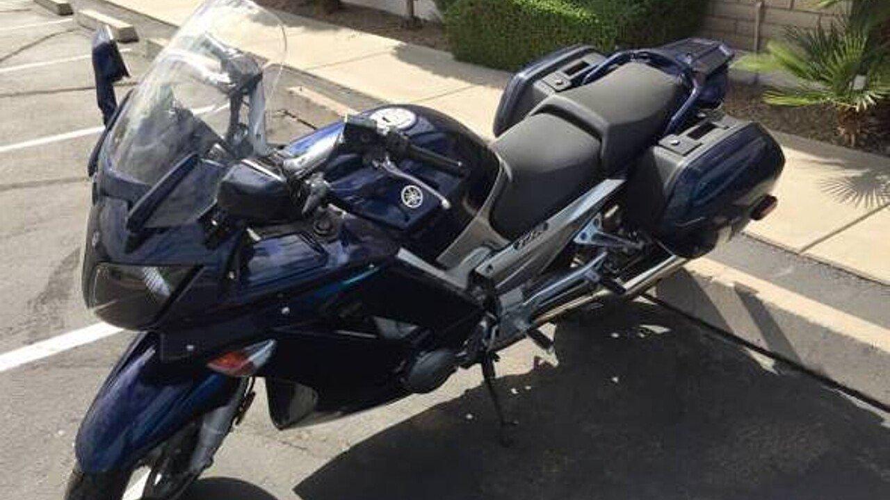 2012 Yamaha FJR1300 for sale 200416770