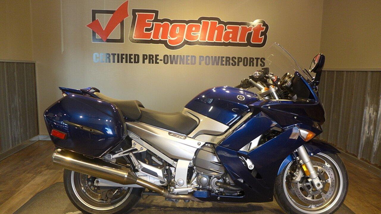 2012 Yamaha FJR1300 for sale 200552624