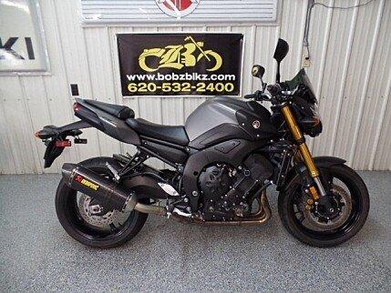 2012 Yamaha FZ8 for sale 200583648