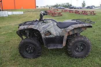 2012 Yamaha Grizzly 450 for sale 200615864