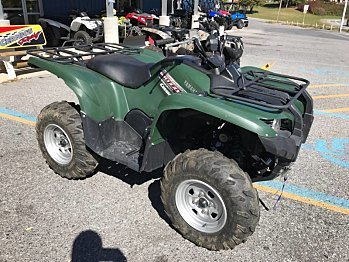 2012 Yamaha Grizzly 700 for sale 200497809