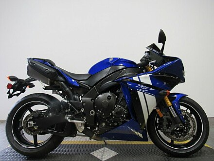 2012 Yamaha YZF-R1 for sale 200490879
