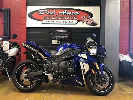2012 Yamaha YZF-R1 for sale 200525459
