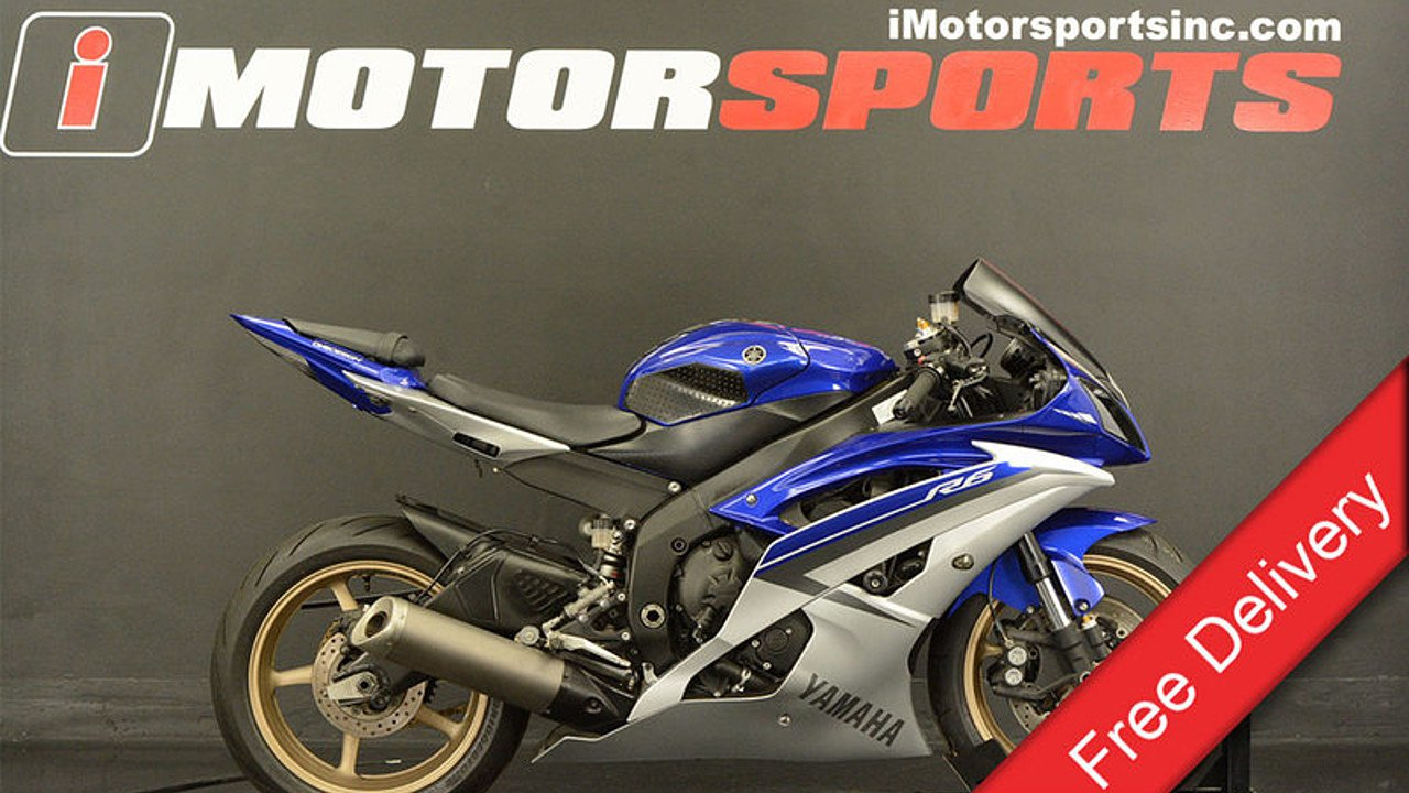 2012 Yamaha YZF-R6 for sale 200464338