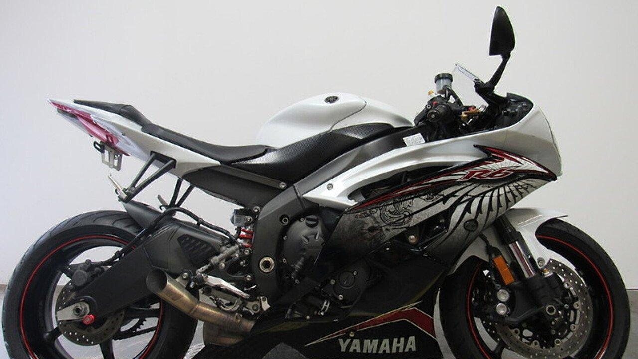 2012 Yamaha YZF-R6 for sale 200488792