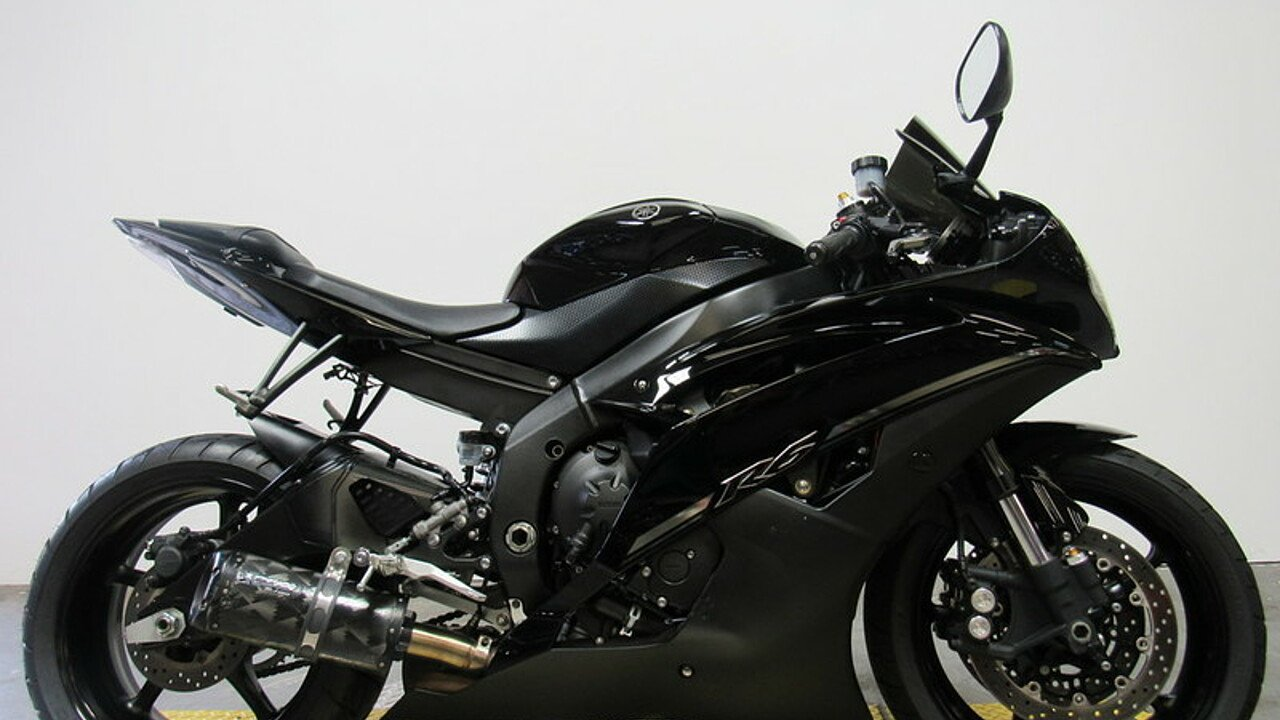 2012 Yamaha YZF-R6 for sale 200495916