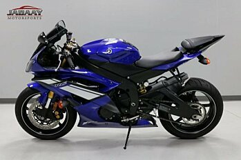 2012 Yamaha YZF-R6 for sale 200522179