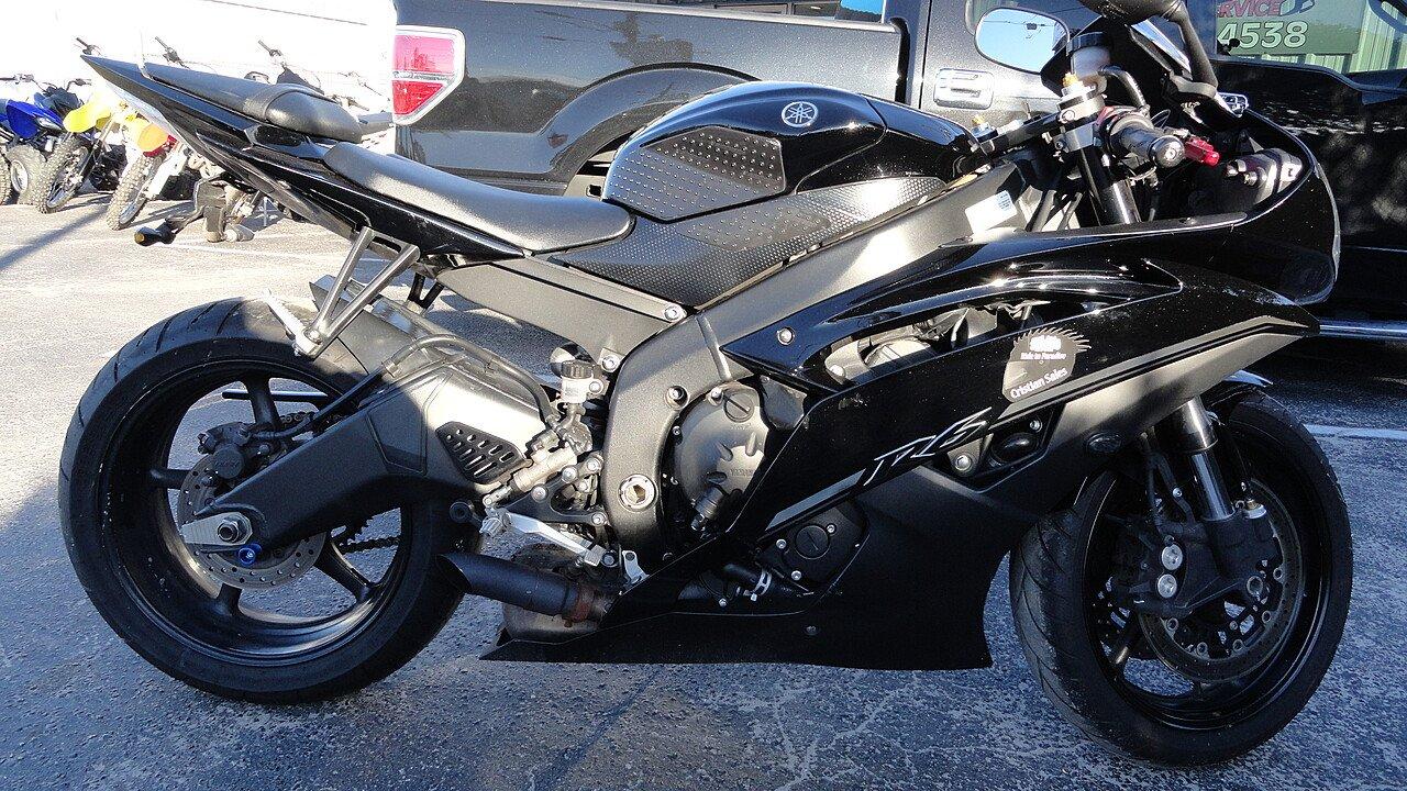 2012 Yamaha YZF-R6 for sale 200527991