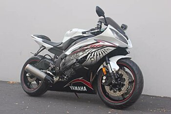 2012 Yamaha YZF-R6 for sale 200542317