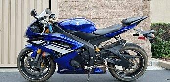 2012 Yamaha YZF-R6 for sale 200560215