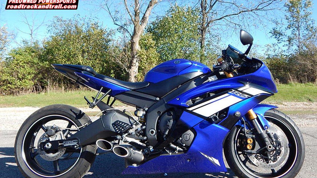 2012 Yamaha YZF-R6 for sale 200643181
