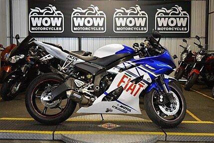 2012 Yamaha YZF-R6 for sale 200425003