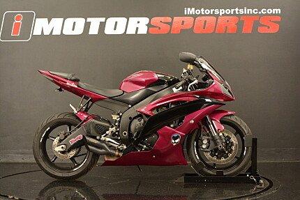 2012 Yamaha YZF-R6 for sale 200425269