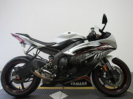 2012 Yamaha YZF-R6 for sale 200488792