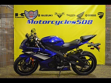 2012 Yamaha YZF-R6 for sale 200494164