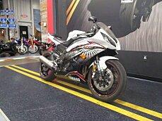 2012 Yamaha YZF-R6 for sale 200511702