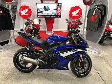2012 Yamaha YZF-R6 for sale 200519536