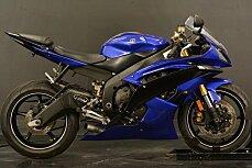 2012 Yamaha YZF-R6 for sale 200539211