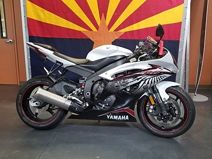 2012 Yamaha YZF-R6 for sale 200545905