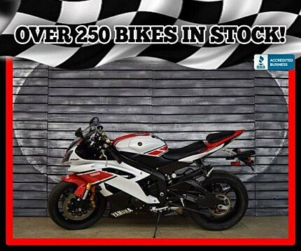 2012 Yamaha YZF-R6 for sale 200580394