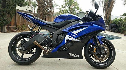 2012 Yamaha YZF-R6 for sale 200581779