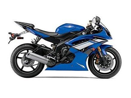 2012 Yamaha YZF-R6 for sale 200599015