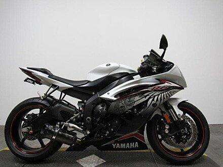 2012 Yamaha YZF-R6 for sale 200632815