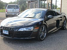 2012 audi R8 5.2 Coupe for sale 101031921