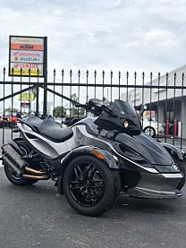 2012 can-am Spyder RS-S for sale 200639423