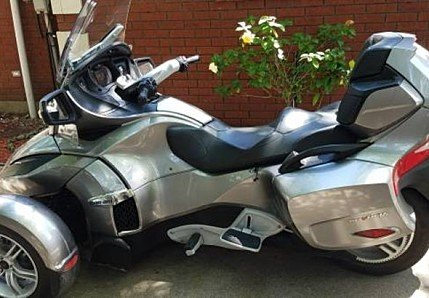 2012 can-am Spyder RT for sale 200623669