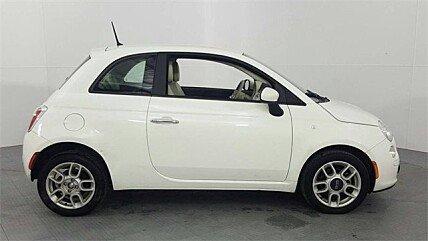 2012 fiat 500 Pop Hatchback for sale 101043045