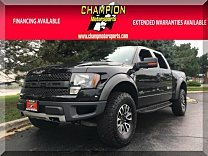 2012 ford F150 4x4 Crew Cab SVT Raptor for sale 101004671