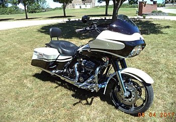 2012 harley-davidson CVO for sale 200490668