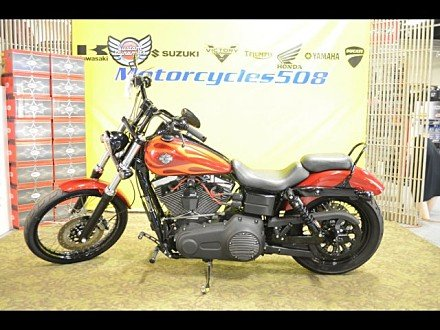 2012 harley-davidson Dyna for sale 200560476