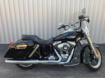 2012 harley-davidson Dyna for sale 200624153