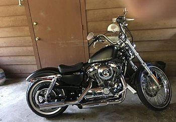 2012 harley-davidson Sportster for sale 200493510