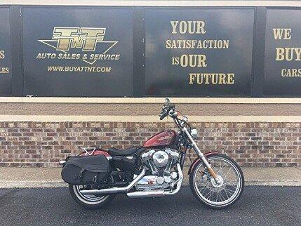 2012 harley-davidson Sportster for sale 200591757