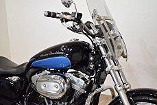 2012 harley-davidson Sportster for sale 200641284